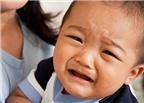 Giúp trẻ bớt quấy khóc