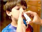 Cách dùng thuốc xịt mũi họng