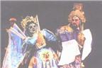 Nghệ thuật hát bội trên quê hương đào Tấn