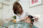 Những cách xử trí sai lầm khi bé sốt