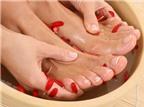 Chăm sóc đôi chân tại nhà như spa