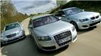 Mercedes không theo kịp BMW và Audi trong phân khúc hạng sang