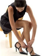 Bí quyết cho nàng tập đi giày cao gót