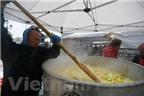 Pháp: Nồi súp cari khổng lồ dành cho 5000 thực khách