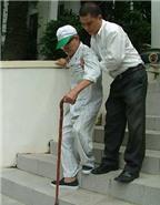 An toàn của người cao tuổi trong sinh hoạt