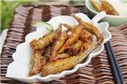 5 cách chế biến món cá cơm thơm ngon