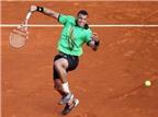 Tennis: Smash - Lỗi và cách luyện tập