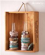 Cách sắp xếp trang sức sáng tạo đẹp mắt và hợp lí