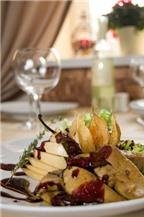 Gan ngỗng, ốc sên và những món ngon của Pháp
