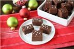 Kẹo chocolate, ăn ngon mà thật dễ làm