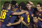 Barca nới rộng cách biệt với Real lên 11 điểm