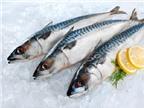 Ăn cá thu, cá mòi tránh đột quỵ