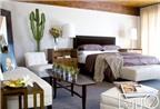 Phong thủy: Bài trí hoa khô trong phòng ngủ