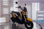 Honda Zoomer X phong cách mới