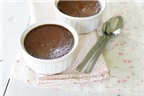 Kem trứng chocolate, ngon miệng mà dễ làm