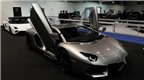 Ngắm siêu xe Lamborghini Aventador LP700-4 của Người Dơi