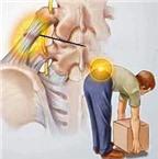 Thư giãn cột sống tránh đau lưng