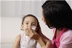 Phòng bệnh hô hấp cho bé khi trời trở lạnh