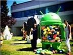 Google, Microsoft là nơi làm việc tốt nhất thế giới