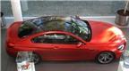 BMW M6 Coupe màu đỏ mờ tuyệt đẹp