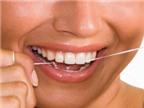 Ít người biết chỉ tơ nha khoa ngừa sâu răng