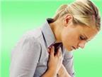 Thở bị đau trước ngực, bệnh gì?