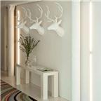 Trang trí hành lang theo phong cách tối giản