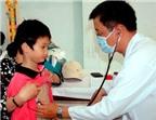 Chăm sóc trẻ bị suyễn tại nhà