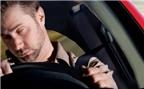 Mẹo phòng tránh ngủ gật khi lái xe