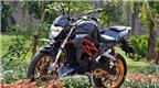 Honda Tiger Revo độ theo phong cách Ducati Monster