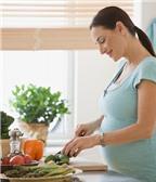 Thực phẩm không thể thiếu trong bữa sáng của mẹ bầu