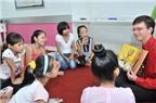Giúp trẻ học tiếng Anh tại nhà hiệu quả
