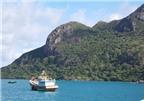 Thanh khiết Côn Đảo mùa biển đẹp