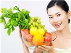 Ăn nhiều rau quả giảm ung thư vú