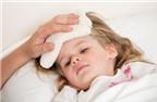 Nguyên nhân và cách xử trí khi trẻ sốt