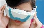 Kính mát-xa mắt không có tác dụng giảm độ cận