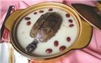 Món ăn từ rùa bổ thận âm