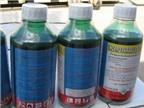 Bí mật bài thuốc trị chất độc trừ sâu paraquat