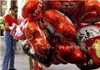 Những tập tục đón valentine kỳ lạ trên thế giới