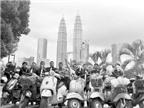 Những trải nghiệm bất ngờ của nhóm Vespa đi xuyên ASEAN