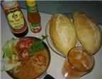 Quán bánh mỳ không tên nổi tiếng Hà thành