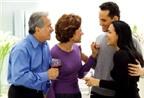 Tuyệt diệu bí quyết chinh phục bố mẹ chồng