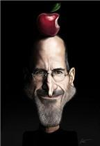 Steve Jobs và những bức chân dung độc đáo