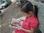 Dạy con thích sách từ nhỏ