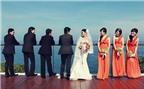 Bí quyết chọn phù dâu, phù rể ngày cưới