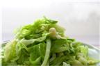 Rau cải xào tỏi – món ăn hấp dẫn và dễ làm
