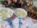 4 biến tấu hấp dẫn của bánh trôi nước