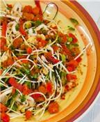 Cách nấu 4 món ăn giàu dinh dưỡng