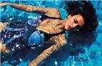 Irina Shayk khoe cơ thể dưới nước