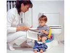 Làm sao để tập cho bé tự đi vệ sinh?